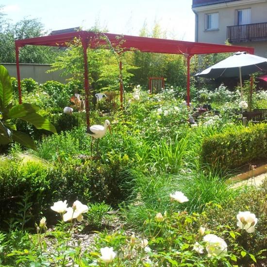Ehpad jardin sensoriel