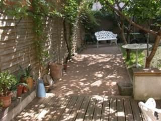 Sous les cerisiers tassin jardin velours paysagiste jardinier lyon - Jardin fleuri lyon colombes ...