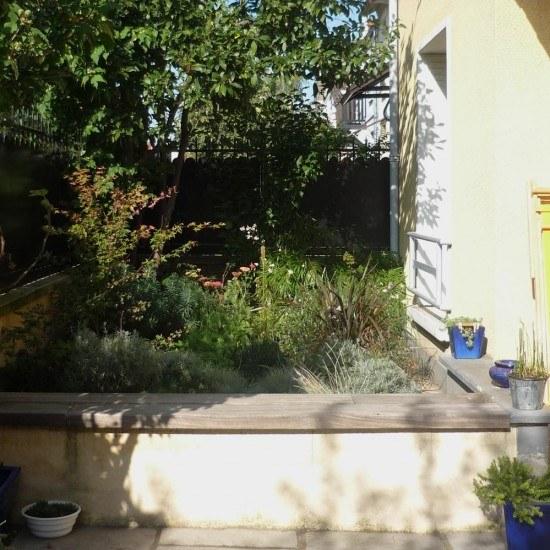 petit jardin cour terrasse